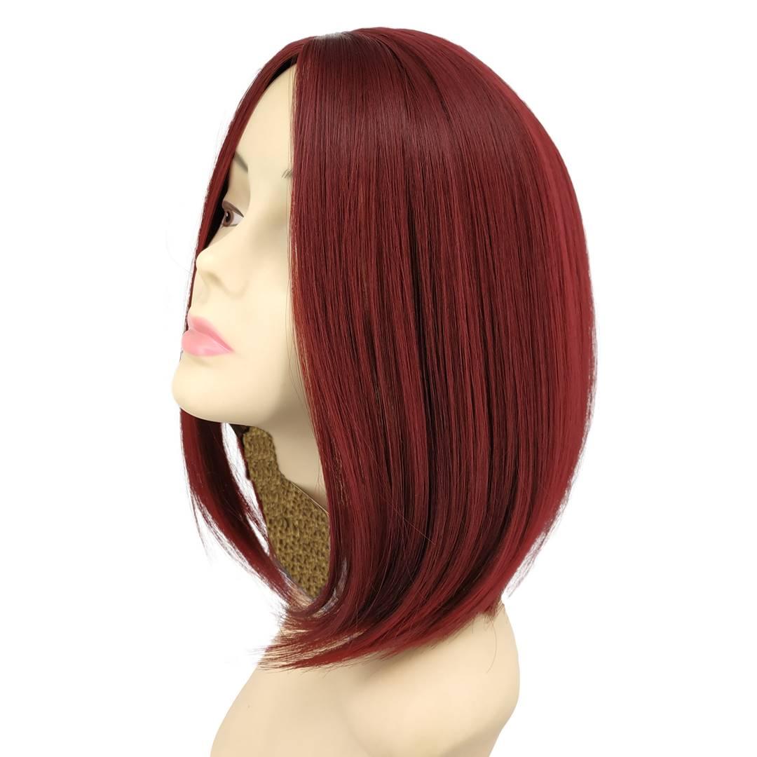 ankara peruk bayan fiber sentetik kısa küt